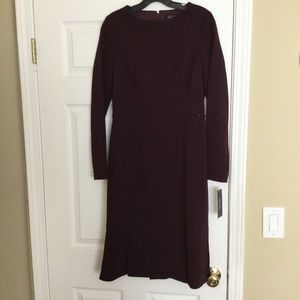 Teri Jon Midi Dress